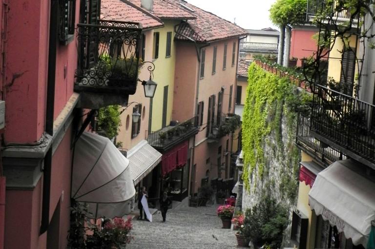 Tiranoから日帰りで行けるお勧め観光地~Bellagio・概要編