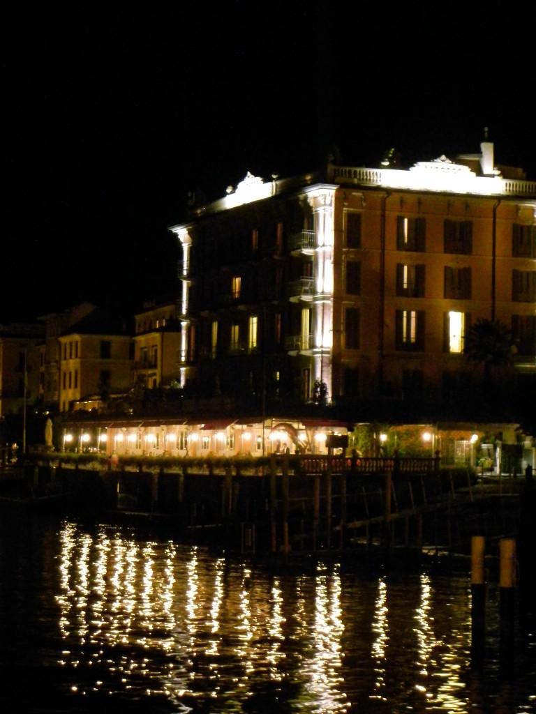 夜のBellaggio