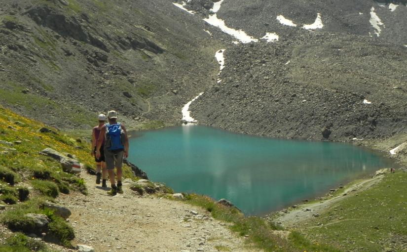 山上に秘められた宝石、ムライユ湖~エンガディン・お勧めハイキング~