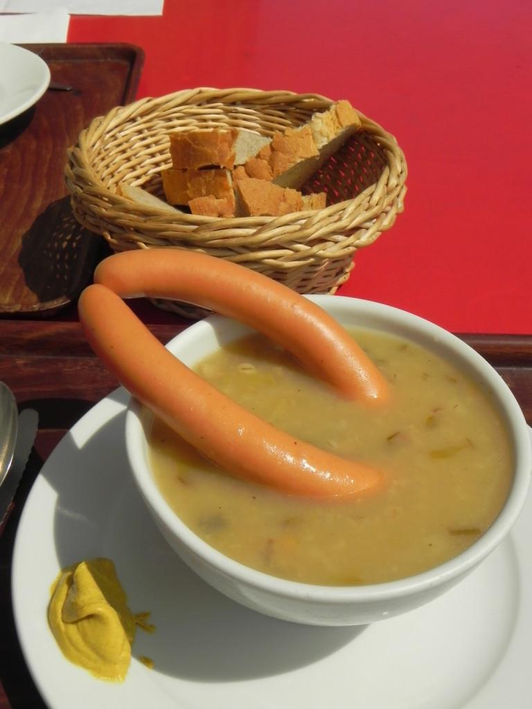 激ウマ・大麦スープ